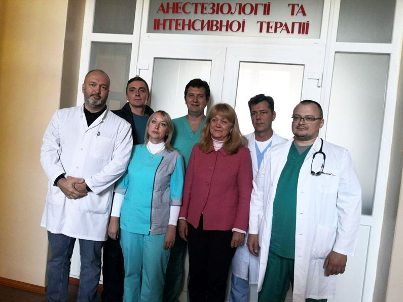 Department of Anesthesiology and Intensive Care