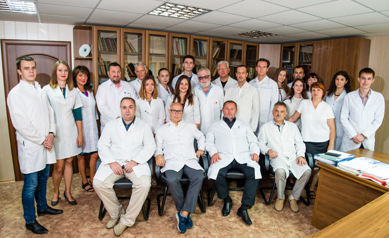 Department of Psychiatry, Psychotherapy, General and Medical Psychology, Narcology and Sexology