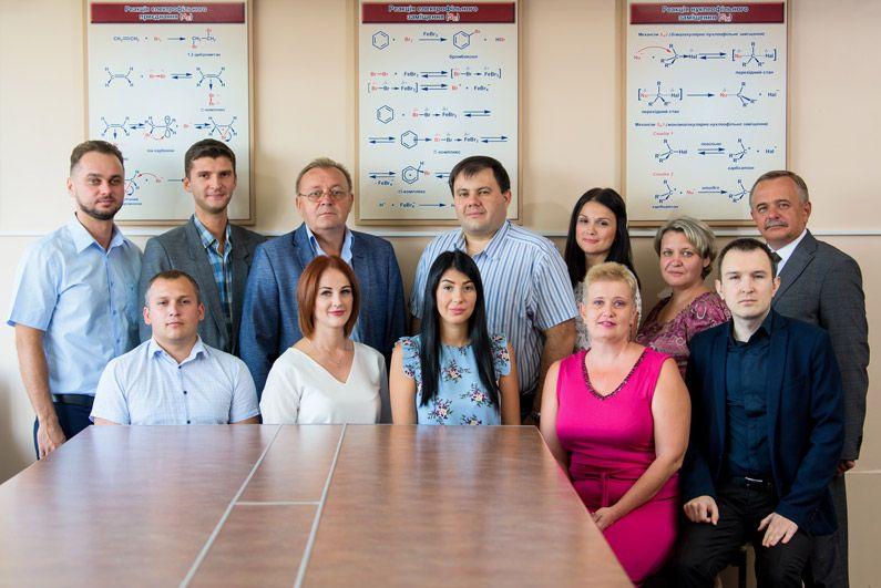 Department of Organic and Bioorganic Chemistry