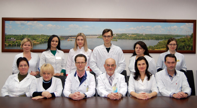 Department of Family Medicine, Therapy, Cardiology and Neurology