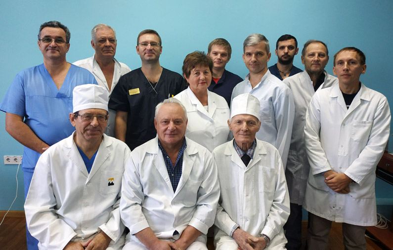Department of General Surgery and Postgraduate Surgical Education